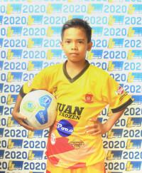 BAGUS SATRIO SULISTIONO | Indonesia Junior League