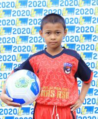 MOCHAMAD ZLATAN IBRAHIMOVIK   Indonesia Junior League