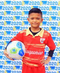 AKHTAR KENZIE PRIATAMA | Indonesia Junior League
