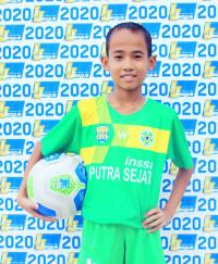 VASYHA DIANMAR ADITYA | Indonesia Junior League