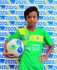 FADHILAH AZKA NEFARIO | Indonesia Junior League