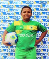 MAFTUH RHIZKI | Indonesia Junior League