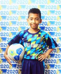 CYAN QASHID ARKANA | Indonesia Junior League