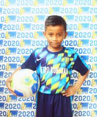 AHMAD RASYID RIZKYAWAN | Indonesia Junior League