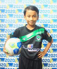 FABIAN GUNAWAN | Indonesia Junior League