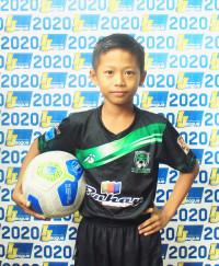 MUHAMAD RAFA AL-HABSYI | Indonesia Junior League