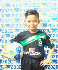 MAULANA YUSUF | Indonesia Junior League