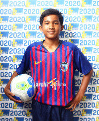 FATIH LUTHFYADY | Indonesia Junior League