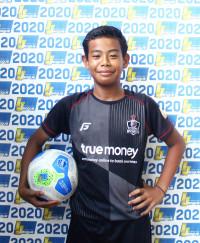 REZA PANGESTU GINTING   Indonesia Junior League