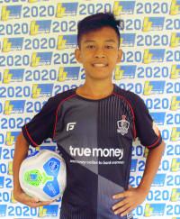 CHANDRA PUTRA ADIANSYAH | Indonesia Junior League