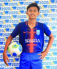 FAWAZ FAUZAN | Indonesia Junior League