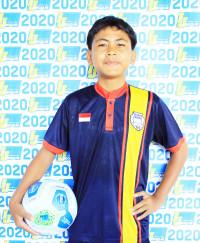 FAIRUZ FARHAN AL RADLIN | Indonesia Junior League