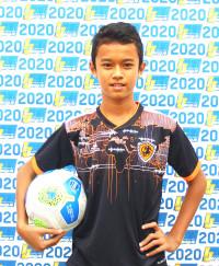MUHAMMAD ISFANDYAR ABDILLAH   Indonesia Junior League