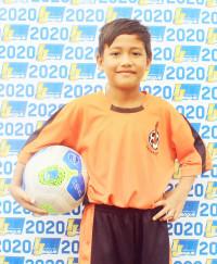 MUHAMMAD PANDU ZULKARNAIN | Indonesia Junior League