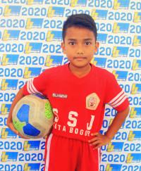 MUHAMMAD HAIKAL SETIAWAN | Indonesia Junior League