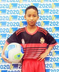 NIZAR AUFA NADHIF | Indonesia Junior League