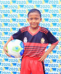 BINTANG ERIK FIRMANSYAH | Indonesia Junior League