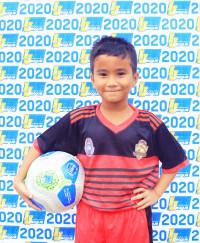 MUHAMMAD ALAMSYAH | Indonesia Junior League