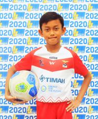 ALVARO.RAHARDIAENT.SUPIKNO | Indonesia Junior League