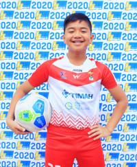 KEVIN DEFANA ARIANTO | Indonesia Junior League