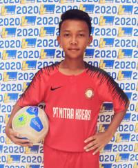 REDO ALQUDDUS HIJARAJA RIYADI   Indonesia Junior League