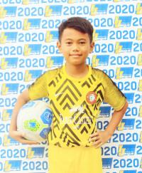 IBRAHIM MOVIC JUNIO SASONO | Indonesia Junior League