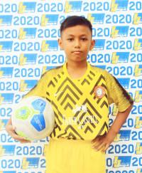 MUHAMMAD NAUVAL | Indonesia Junior League