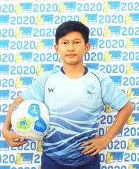 MUHAMMAD VAREL FACHREZY | Indonesia Junior League
