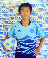 FATHAN AKBAR EFENDI   Indonesia Junior League