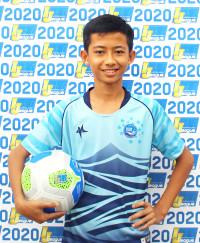 AZMY ZACKY RAHMAN | Indonesia Junior League