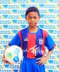 BEEL JACKSEM SELLY | Indonesia Junior League