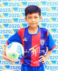 SAKA RASAKI | Indonesia Junior League
