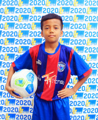 PRABOWO HAIDAR SALMAN | Indonesia Junior League