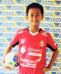 ABDUL GALIH | Indonesia Junior League