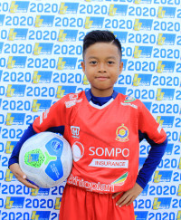 DEMAS HARYO DAMARINO | Indonesia Junior League