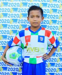 MUHAMMAD KEVIN FERDIANSYAH | Indonesia Junior League
