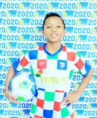 GAHRAL ZHAFIQ USMANSYAH | Indonesia Junior League