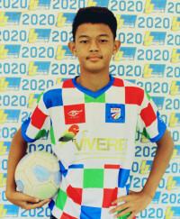 MASROOR AHMAD | Indonesia Junior League