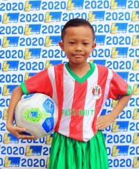 ZAKI BLENDAFAIRUZ BARIQ | Indonesia Junior League