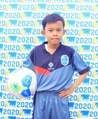 NIZAM AKBAR ALHAFIIZY N | Indonesia Junior League