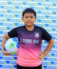 ZAHRANU NAZRIEL ANANTA | Indonesia Junior League