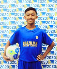 MUHAMMAD ZAKI ZAHRAN RAMADHAN | Indonesia Junior League