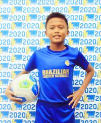 MOHAMAD GILANG MAULANA | Indonesia Junior League