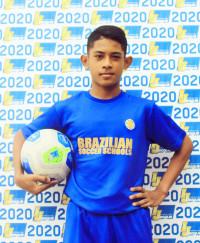 MUHAMMAD ZAINURRIZQI   Indonesia Junior League