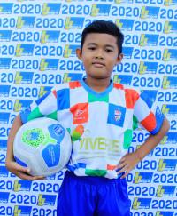 ATHAR MUHAMMAD FAIZ ANDREANSYAH | Indonesia Junior League