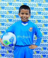 AKHDAN ATHAYA SYAFRIADI | Indonesia Junior League
