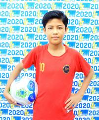 ALI YUSUF WARDANA | Indonesia Junior League