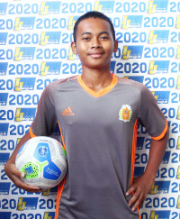MUHAMMAD DZUHRI RAYYAN   Indonesia Junior League