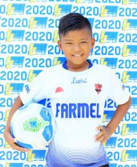 DAVA RENALDI | Indonesia Junior League