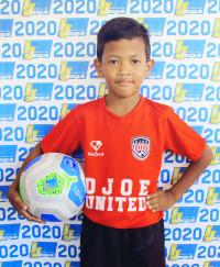 AHMAD FATHIDIA ZHAFAR | Indonesia Junior League